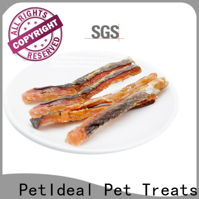 PetIdeal canine dog treats factory price for dogs
