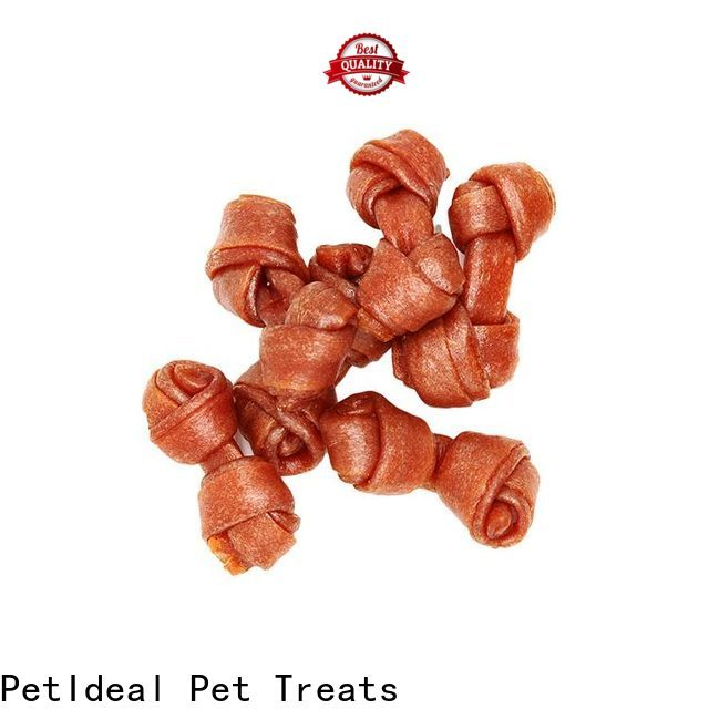 PetIdeal buy puppy snacks and treats company for