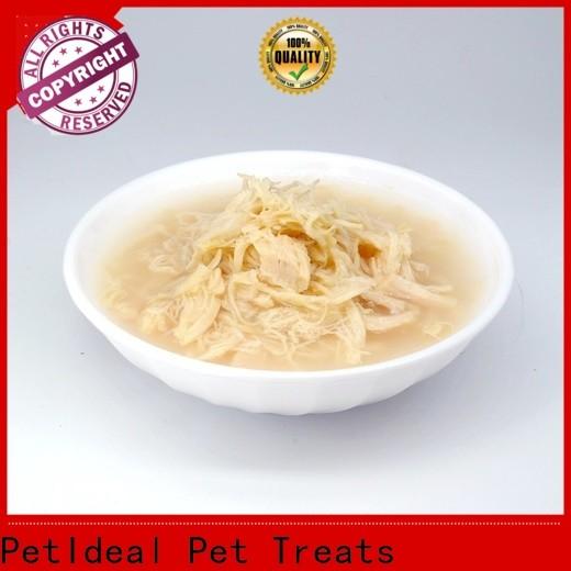 PetIdeal top cat treats manufacturers for short cat