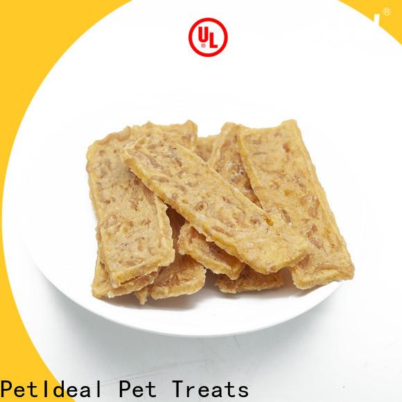 PetIdeal round dog treats no artificial colours for Pomeranian