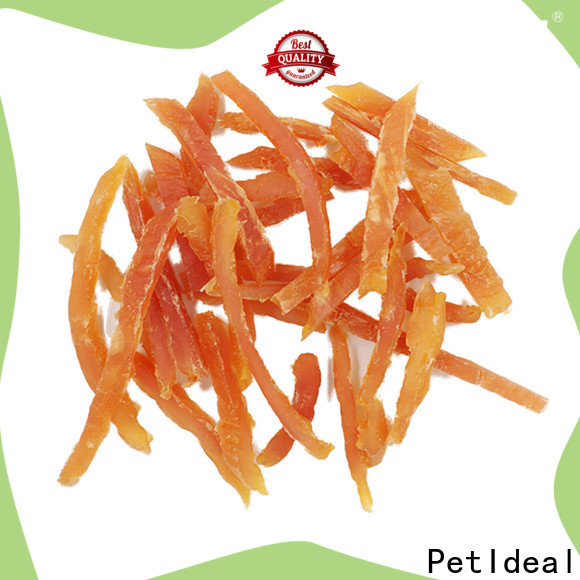 PetIdeal all natural puppy treats company for dogs