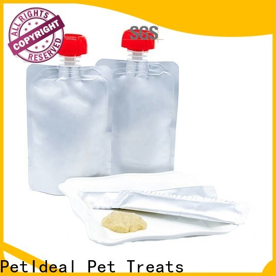 PetIdeal safe cat treats cost for orange cat