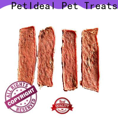 custom chicken wrapped dog treats factory price for Pomeranian