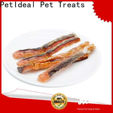 100% natural dog treats and chews company for Pomeranian