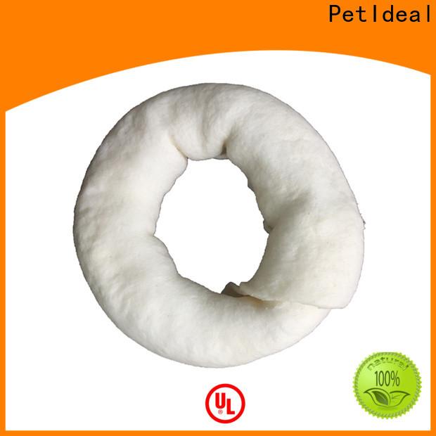 PetIdeal rawhide chew bones company for big dog