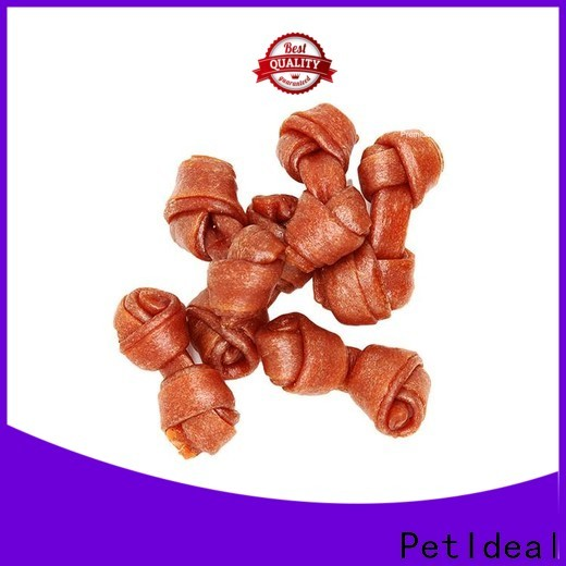 PetIdeal most popular quick and easy dog treats factory price for dogs