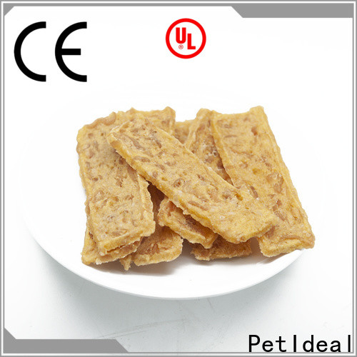 PetIdeal chewy treats for puppies company for dogs