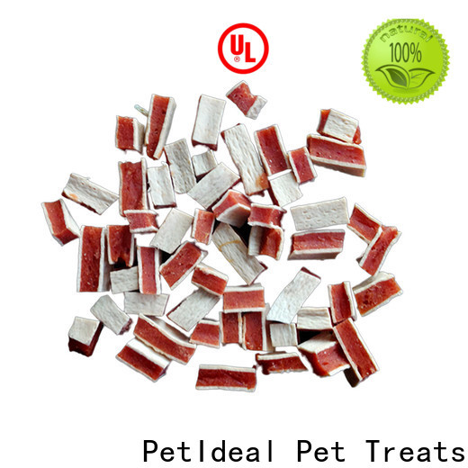 custom most nutritious dog treats factory price for