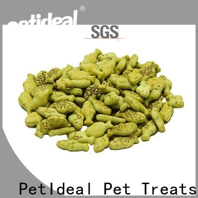 PetIdeal homemade fish shaped cat treats you can buy for white cat
