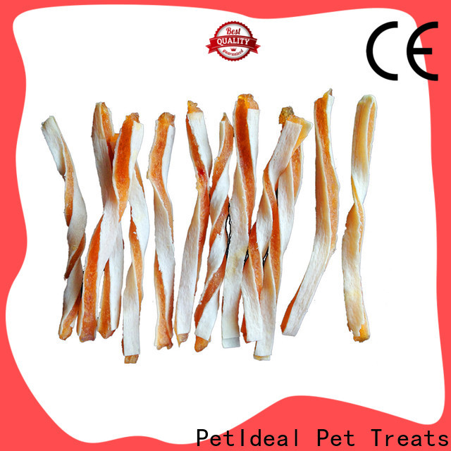 PetIdeal healthy pet treats for dogs factory price for dogs