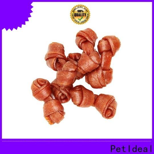 PetIdeal canine dog treats company for Pomeranian