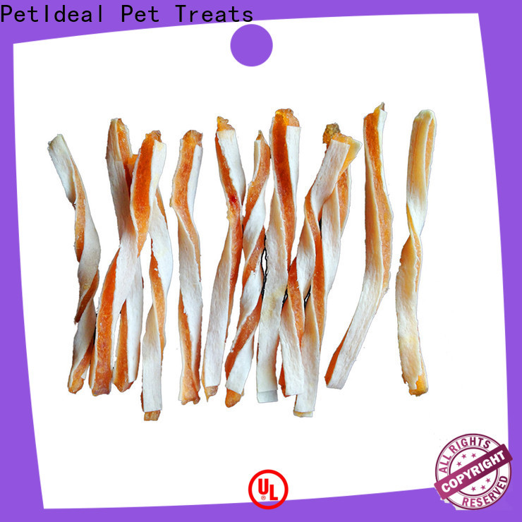 PetIdeal wholesale safe and healthy dog treats company for big dog