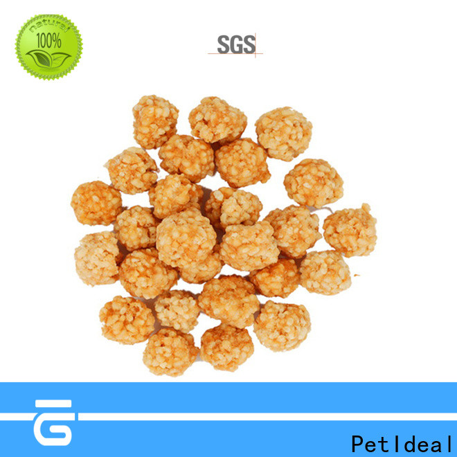 PetIdeal look for delicious dog treats on sale for Pomeranian