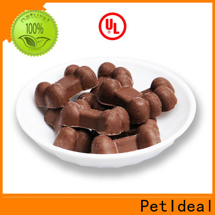PetIdeal health bone dog treats factory price for big dog