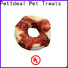 PetIdeal small round dog treats hot sale for pets