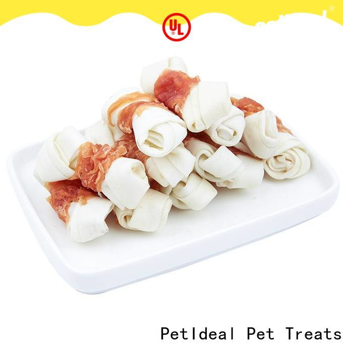 PetIdeal look for meat dog treats factory price for small dog