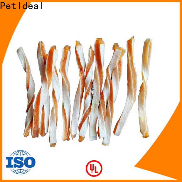 PetIdeal dog treats for small dogs company for dogs