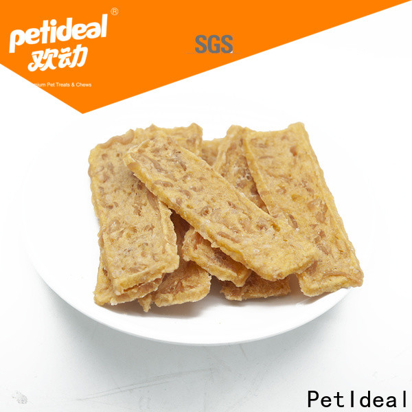 PetIdeal healthy dog treats for puppies factory price for small dog