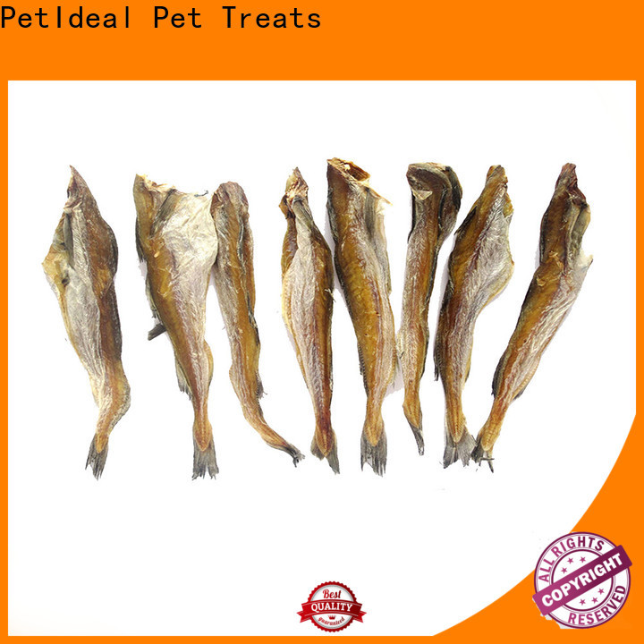 PetIdeal chicken wrapped dog treats factory price for pets