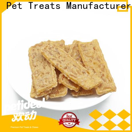 Custom best dog food for french bulldogs or factory for golden retriever