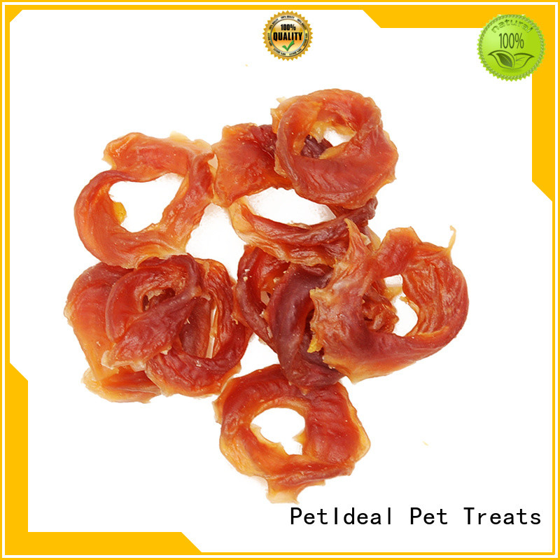 PetIdeal look for private label dog treats company for dogs