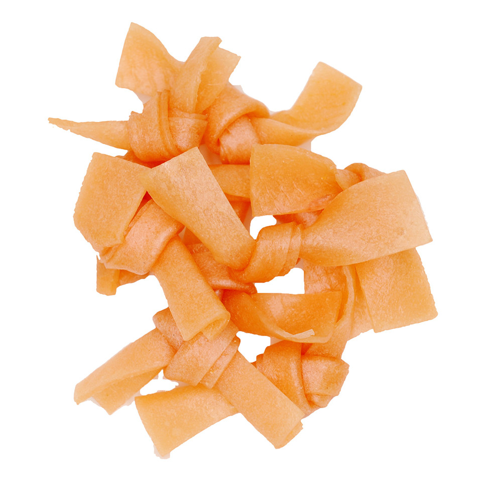 Natural chicken knot or ring treats dog food OEM supplier