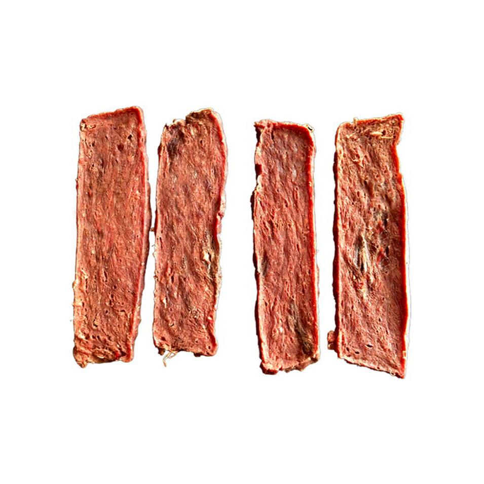 Healthful Dog Treats Organic Beef Lamb Salmon Flakes Snacks