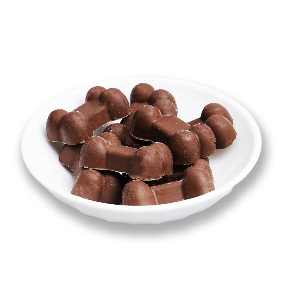 Chocolate Basic Dog Treats OEM Snacks Supplier