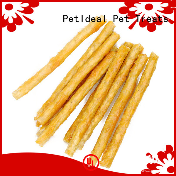 PetIdeal good healthy dog treats factory price for