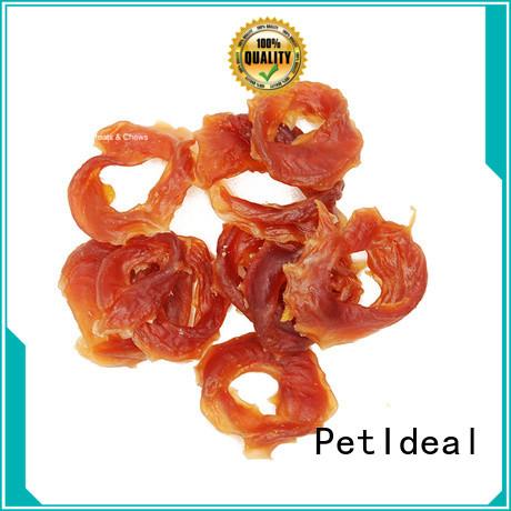 PetIdeal custom make own dog treats on sale for golden retriever
