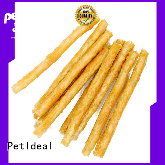 PetIdeal round dog treats company for dogs