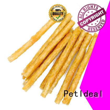 PetIdeal most popular round dog treats company for Pomeranian