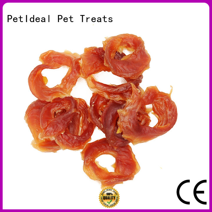 PetIdeal 100% natural safe and healthy dog treats factory price for Pomeranian