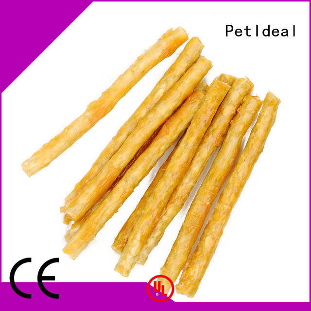 PetIdeal most popular tasty dog treats factory price for