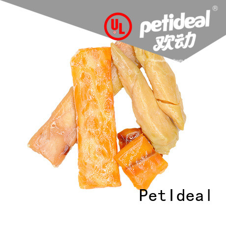 PetIdeal homemade baked cat treats manufacturers for cats