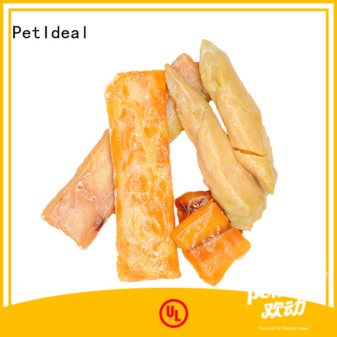 PetIdeal new cat treats without chicken cost for orange cat