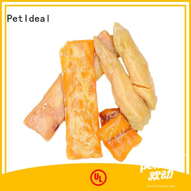 PetIdeal handmade cat treats mellow taste for kitty