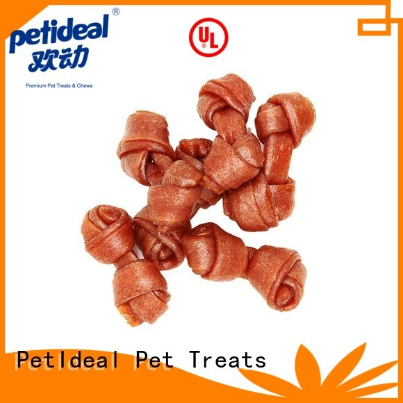 PetIdeal easy healthy dog treats company for pets