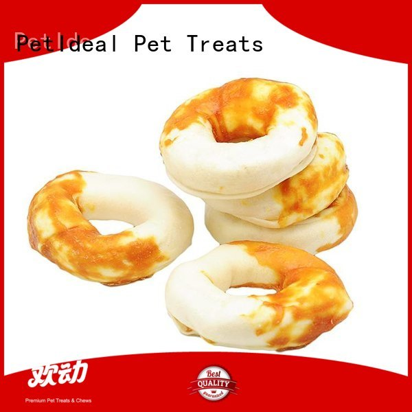 PetIdeal canine dog treats factory price for small dog