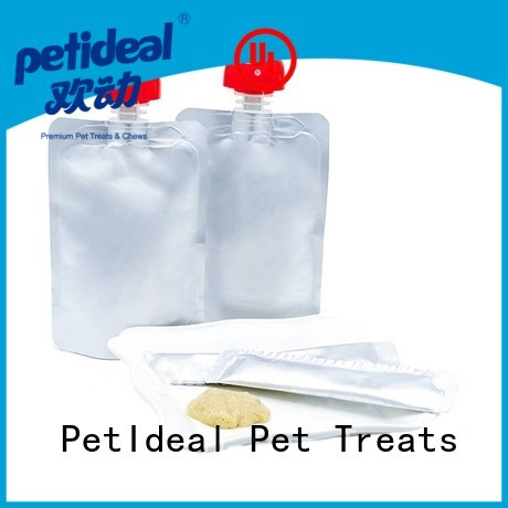 PetIdeal high protein cat birthday treats for cat food