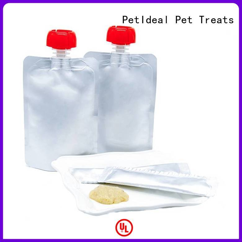 PetIdeal premium pet treats manufacturers for short cat