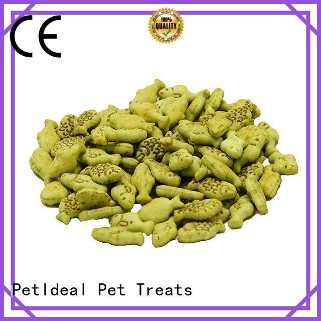 PetIdeal make most popular cat treats mellow taste for kitty