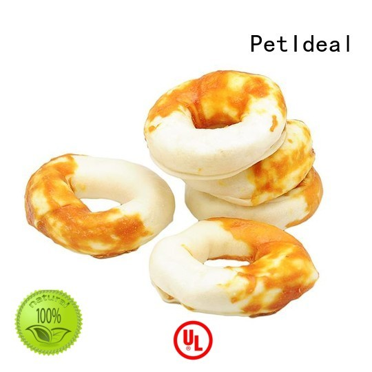 PetIdeal dog treats and bones company for small dog