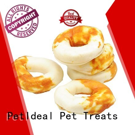 PetIdeal 100% natural treat simple dog treats no artificial colours for pets