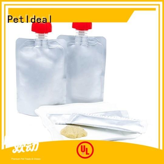 PetIdeal top rated cat treats best price for orange cat
