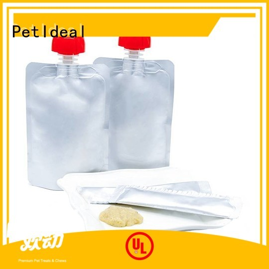 PetIdeal holiday cat treats supplies for orange cat