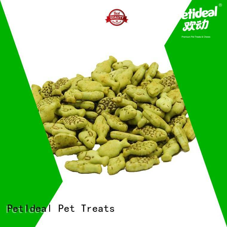 PetIdeal premium pet treats mellow taste for kitty