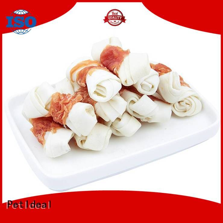 PetIdeal buy delicious dog treats factory price for small dog