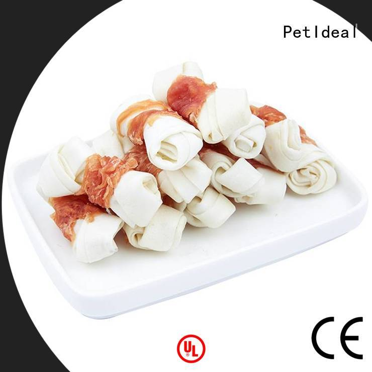 PetIdeal wholesale make own dog treats on sale for golden retriever