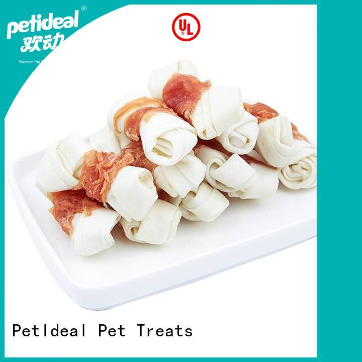 PetIdeal tasty dog treats factory price for big dog
